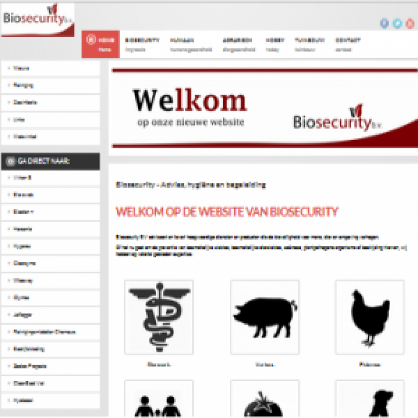 Biosecurity - Someren